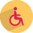 Cabinet 2l en cas de handicap
